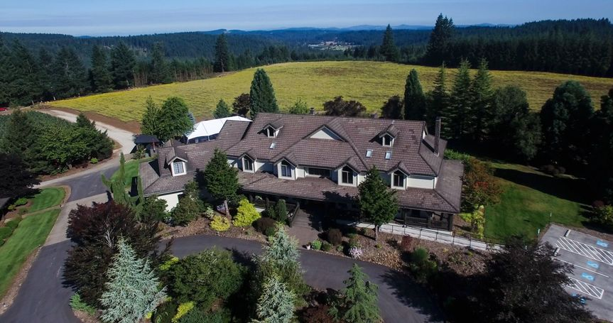 Secluded 622 acre property with views of natural beauty at every turn.