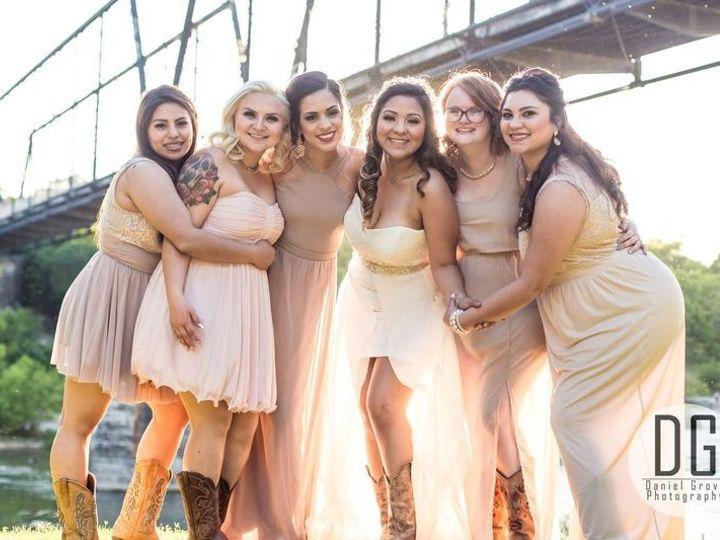 Tmx 1528034121 Fd5f255363e19a55 1528034119 2130df2eb7471b19 1528034101198 37 CCC41E0E 0479 4D4 San Antonio, TX wedding beauty