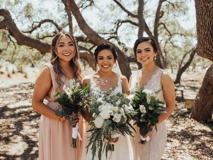 Tmx 1529182756 40653be79e62a694 1529182755 2f1da6ef3fd28226 1529182749416 19 ADCA6D3D 02C1 4A3 San Antonio, TX wedding beauty
