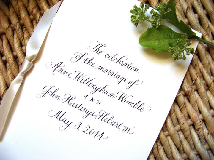 Tmx 1426355395673 Program 2 Winston Salem wedding invitation