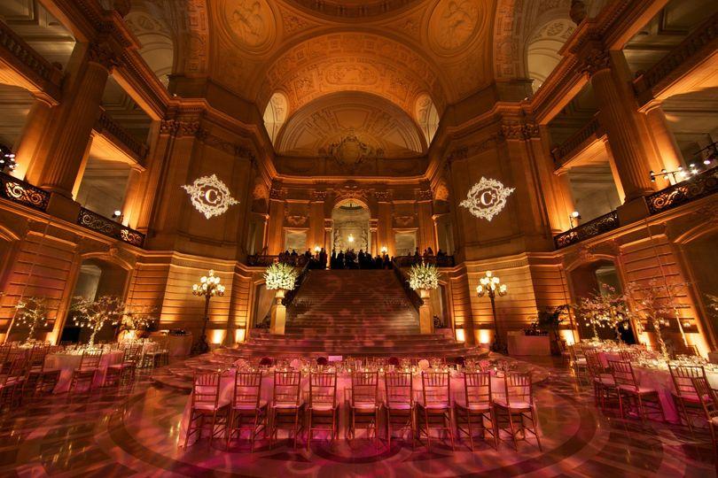 SF City Hall Reception