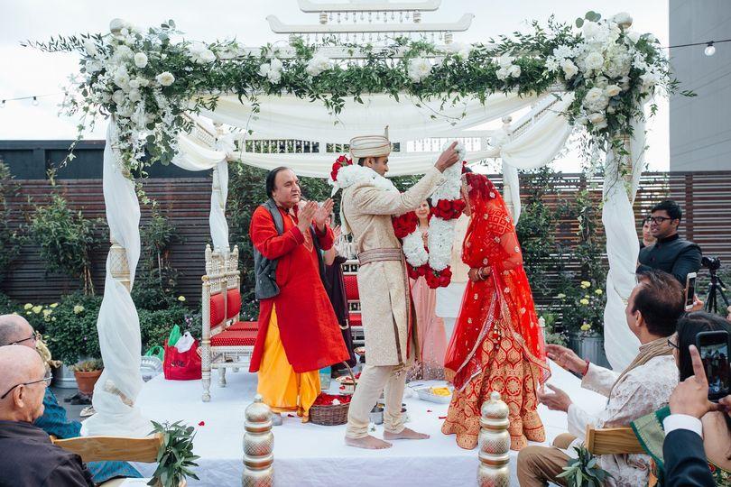 Hindu Wedding - Pearl SF
