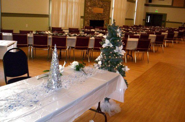A Holiday Wedding done at our site