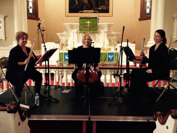 Tmx 1425610658442 Neffs Church2 Reading, Pennsylvania wedding ceremonymusic