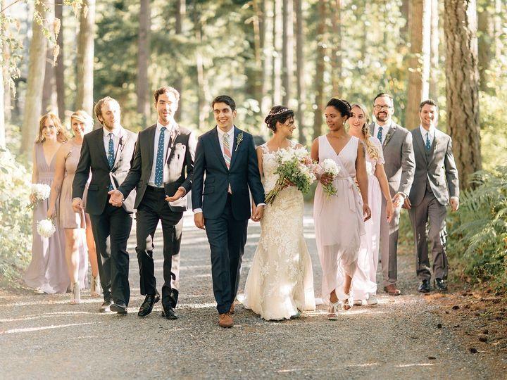 Tmx Aaroncatywedding Bridal Party Walking 51 619014 158627052164345 Eatonville, WA wedding venue