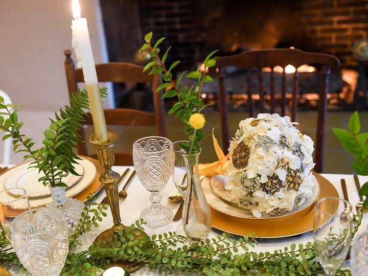 Tmx Broach Bouquet At Setting 51 619014 158627079656288 Eatonville, WA wedding venue