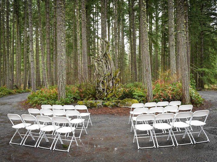 Tmx Ceremony In Woods 51 619014 158627079830428 Eatonville, WA wedding venue