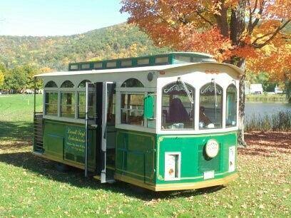 Tmx 1382154615524 Trolley Photos 4 Advertisement 070 Richmond, Virginia wedding transportation