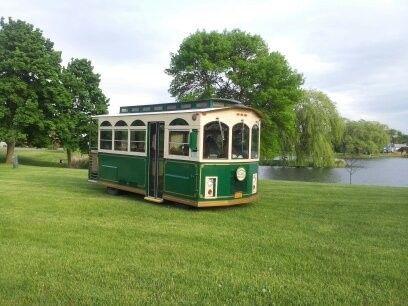 Tmx 1382154672533 Trolley Photos 4 Advertisement 020 Richmond, Virginia wedding transportation