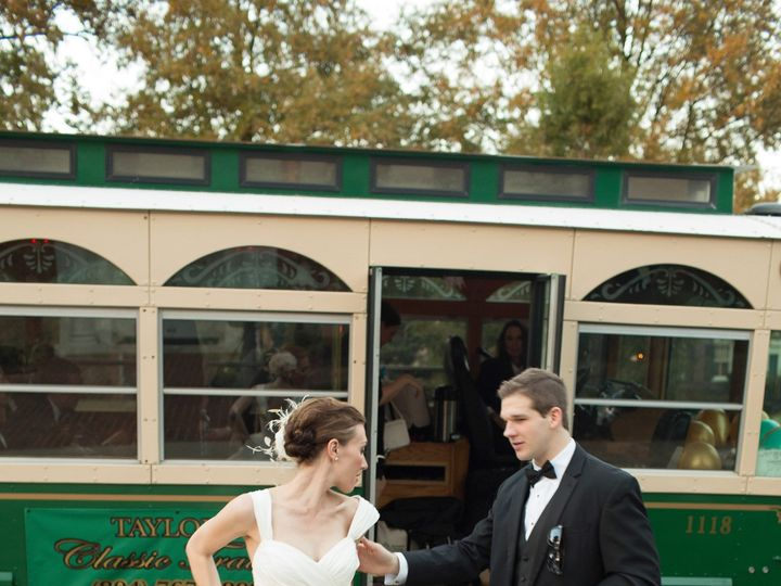 Tmx 1421861986063 Hbwed 176 Richmond, Virginia wedding transportation