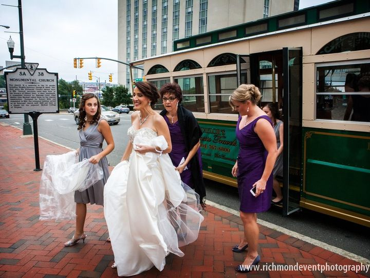 Tmx 1421862110146 Sandral089 Richmond, Virginia wedding transportation
