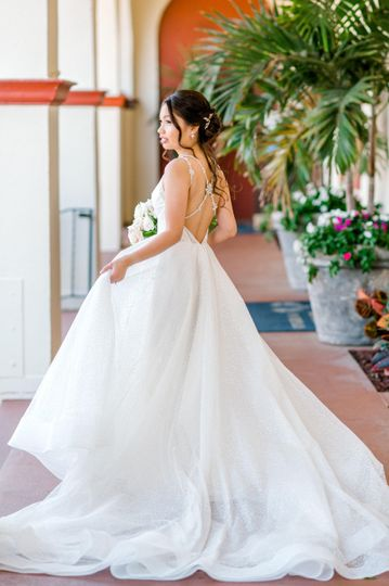 Collection Bride in Lazaro