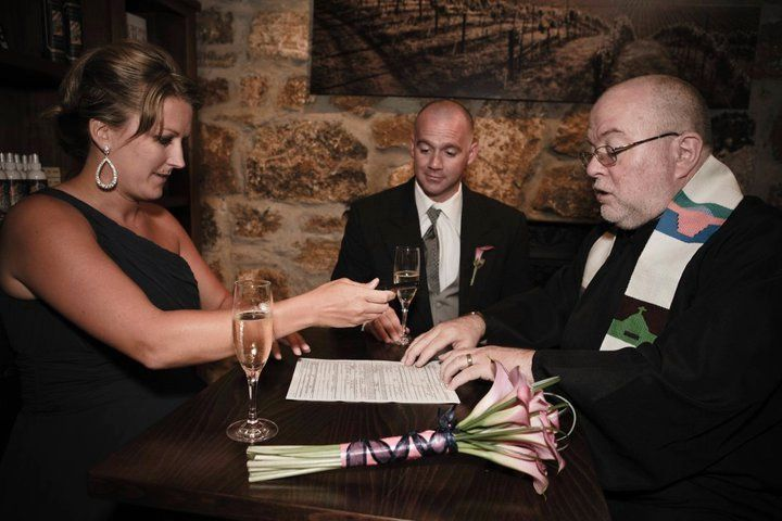 how to become a wedding officiant in san francisco