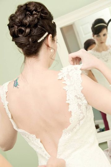 The Glass Slipper Hair and Makeup, Wedding Beauty and Health ...