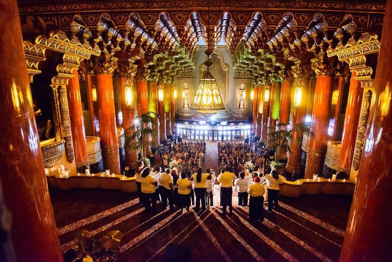 The fabulous fox theatre venue saint louis mo weddingwire 800x800 1443716713053 howser ceremony 06 07 14 7 junglespirit Choice Image