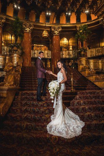 Lobby- Grand Stairs