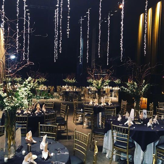 Stage Reception