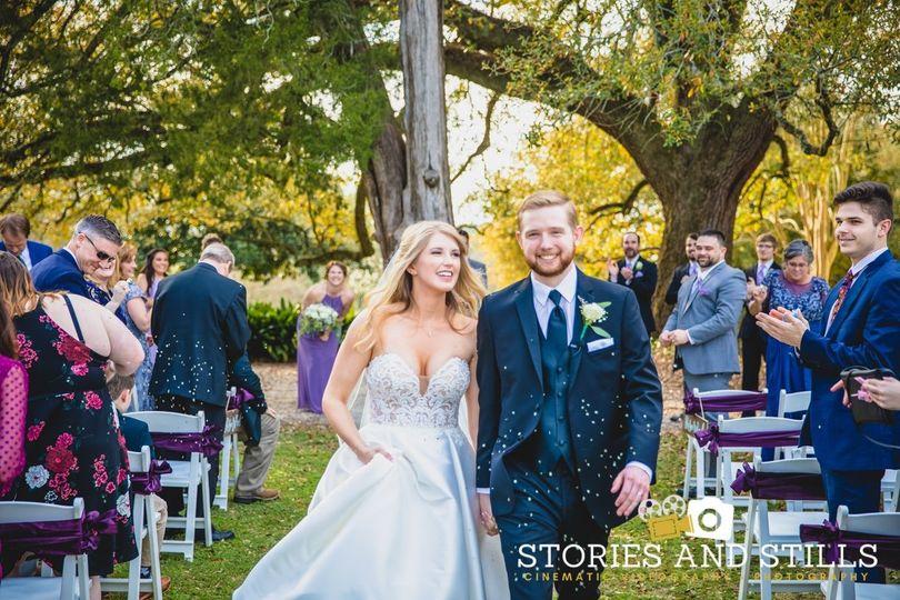 Rye Patch Wedding