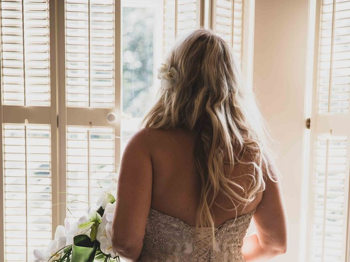 Tmx B Bride By Window Silhouette 4 51 952114 Aiken, SC wedding videography