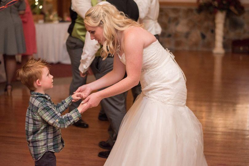 Amanda Miller Wedding