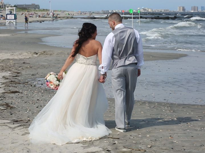 Tmx 1537891518 Ddfb963b7aa7be39 1537891516 94ba33371f68f737 1537891516309 11 Holding Hands On  Mount Holly, New Jersey wedding videography