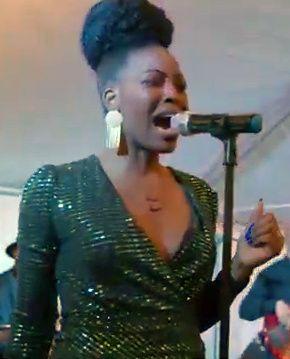 Alyssa Sumter - Singer