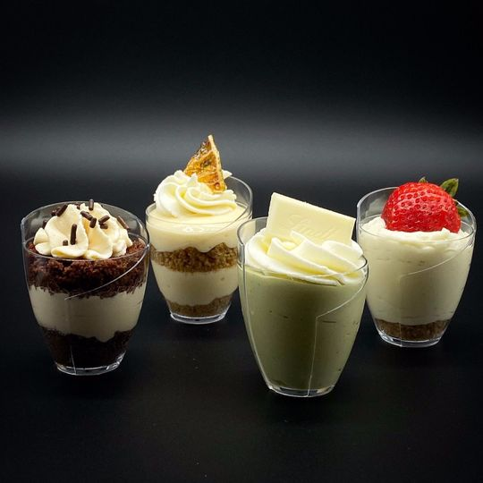 Mini dessert assortment