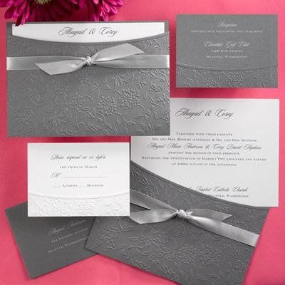 Tmx 1235089645896 WrapSurprise Paramus wedding invitation