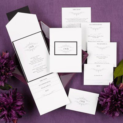 Tmx 1276373466268 FXN9231BKlr Paramus wedding invitation