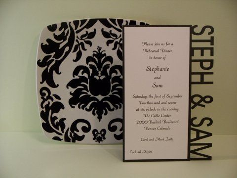 Tmx 1286051417810 22 Paramus wedding invitation