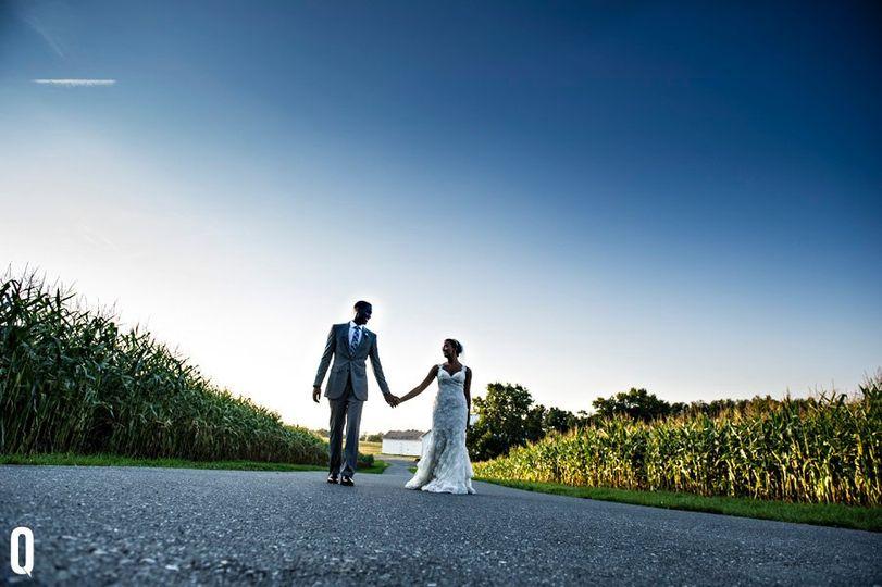Tiara & Jason - Cameron Estates Wedding - Lancaster County Wedding Photography - Modern Wedding...