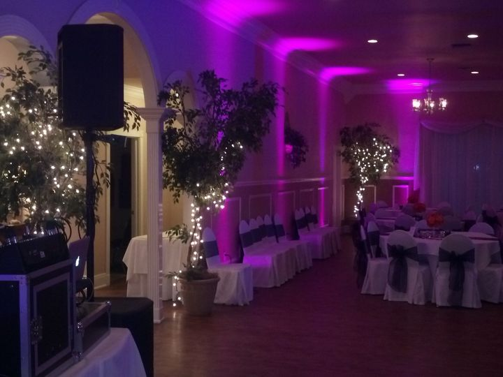 Tmx 1434126328338 Uplighting Forrest Grove Baton Rouge, LA wedding dj