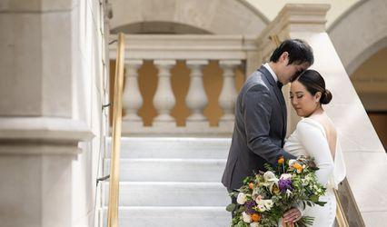The wedding of Trey and Kristina