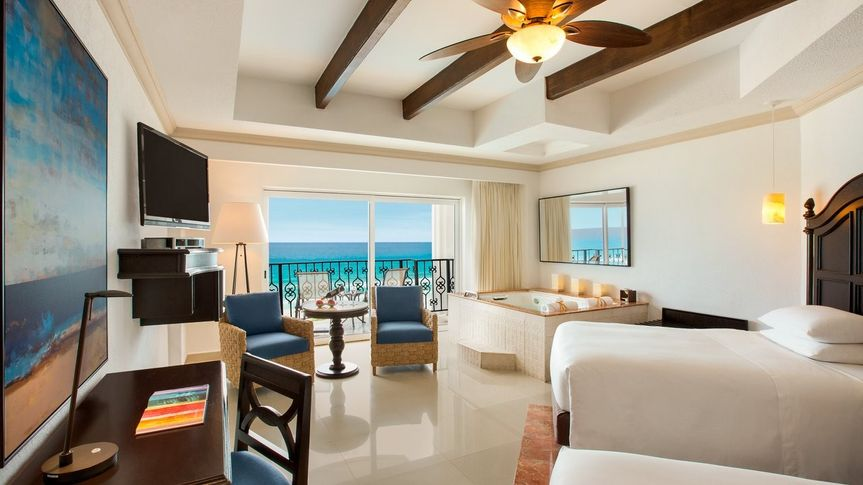 hyatt zilara cancun double ocean view suite 98