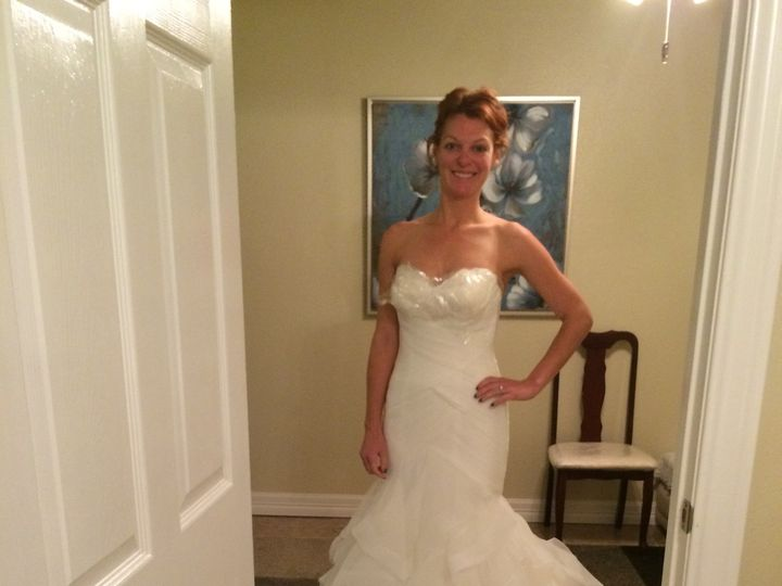 Tmx 1480402366776 After Austin, TX wedding dress