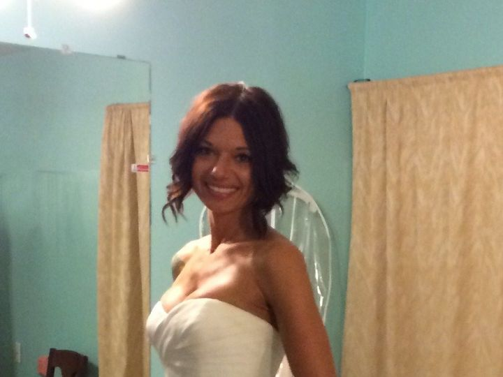 Tmx 1530591635 944fa7e33c76d552 1530591634 4a9fe8da40751aff 1530591637612 22 After Front 2 Austin, TX wedding dress