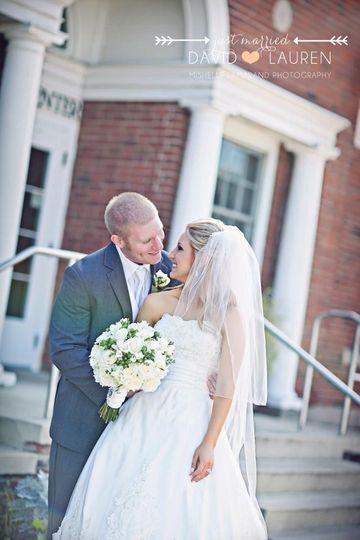 bride lauren 1