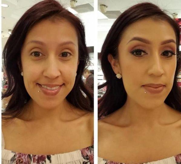 Makeup by trisha