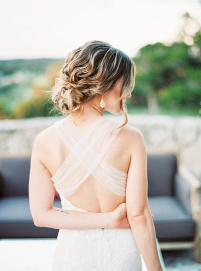 Back strap design