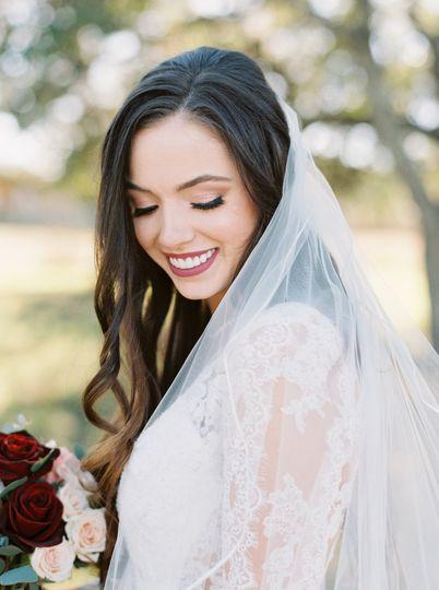 Austin Wedding Hair and Makeup
