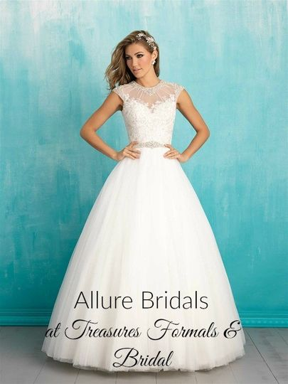 Treasures formals bridal dress attire alpharetta for Wedding dresses for rent in atlanta ga