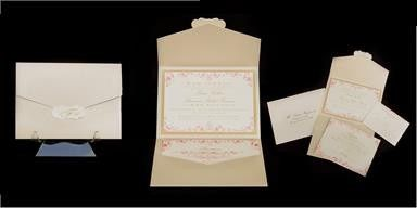 Tmx 1414082127657 Rose And Gold Reading wedding invitation