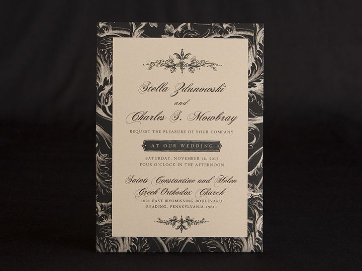 Tmx 1414082952465 22 Reading wedding invitation