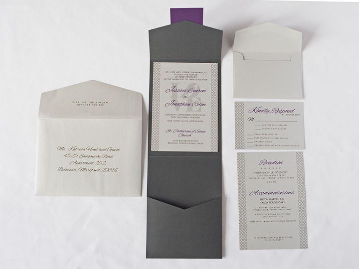 Tmx 1414084063391 Img35391 Reading wedding invitation
