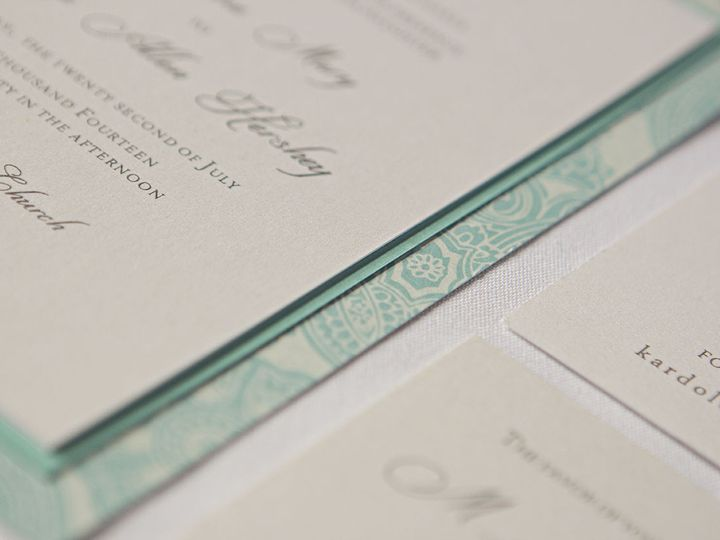 Tmx 1414084167165 Img36001 Reading wedding invitation