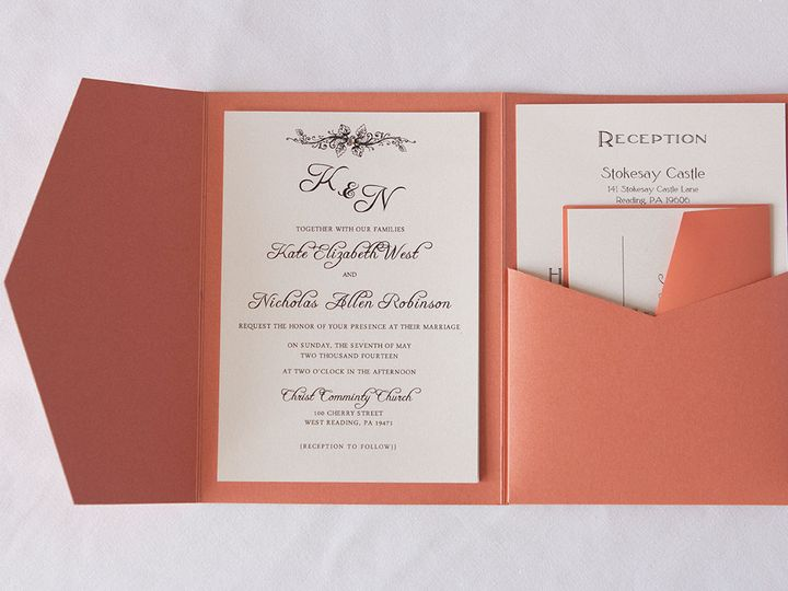 Tmx 1414084251260 Img37601 Reading wedding invitation