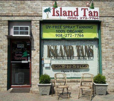IslandTansStroreFront41NorthAveE CranfordNJ070165