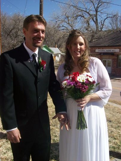 Rich and Amanda V. - 2009 Hartville, WY Laramie, WY