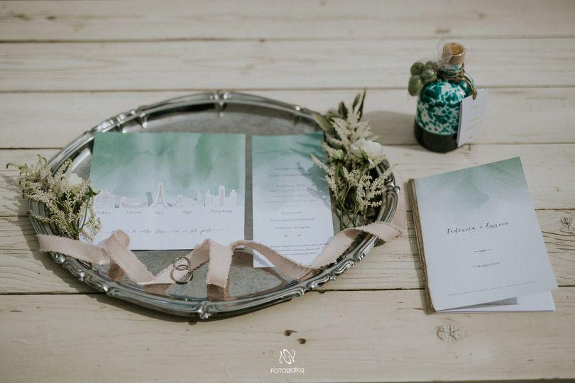 Wedding stationaty
