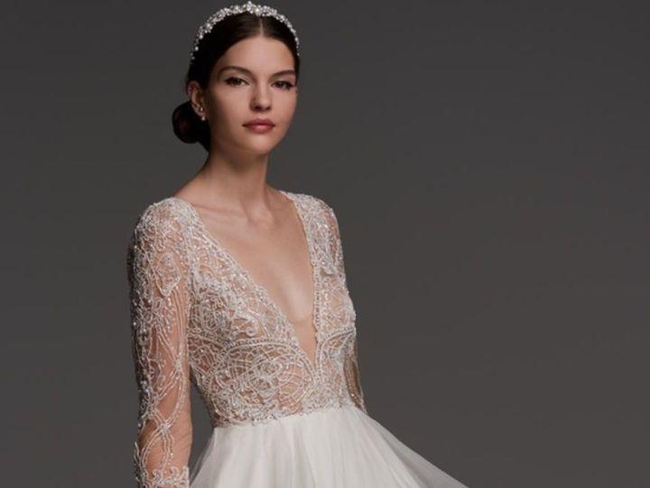 Tmx 1523998702 348c54dd3948e107 1523998701 9f7c889695e48d8b 1523998692951 4 C91D9437 8085 4B37 Mission Viejo wedding dress